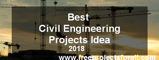 Civil Project Idea 2019-2020 - Free Projects For All | Free